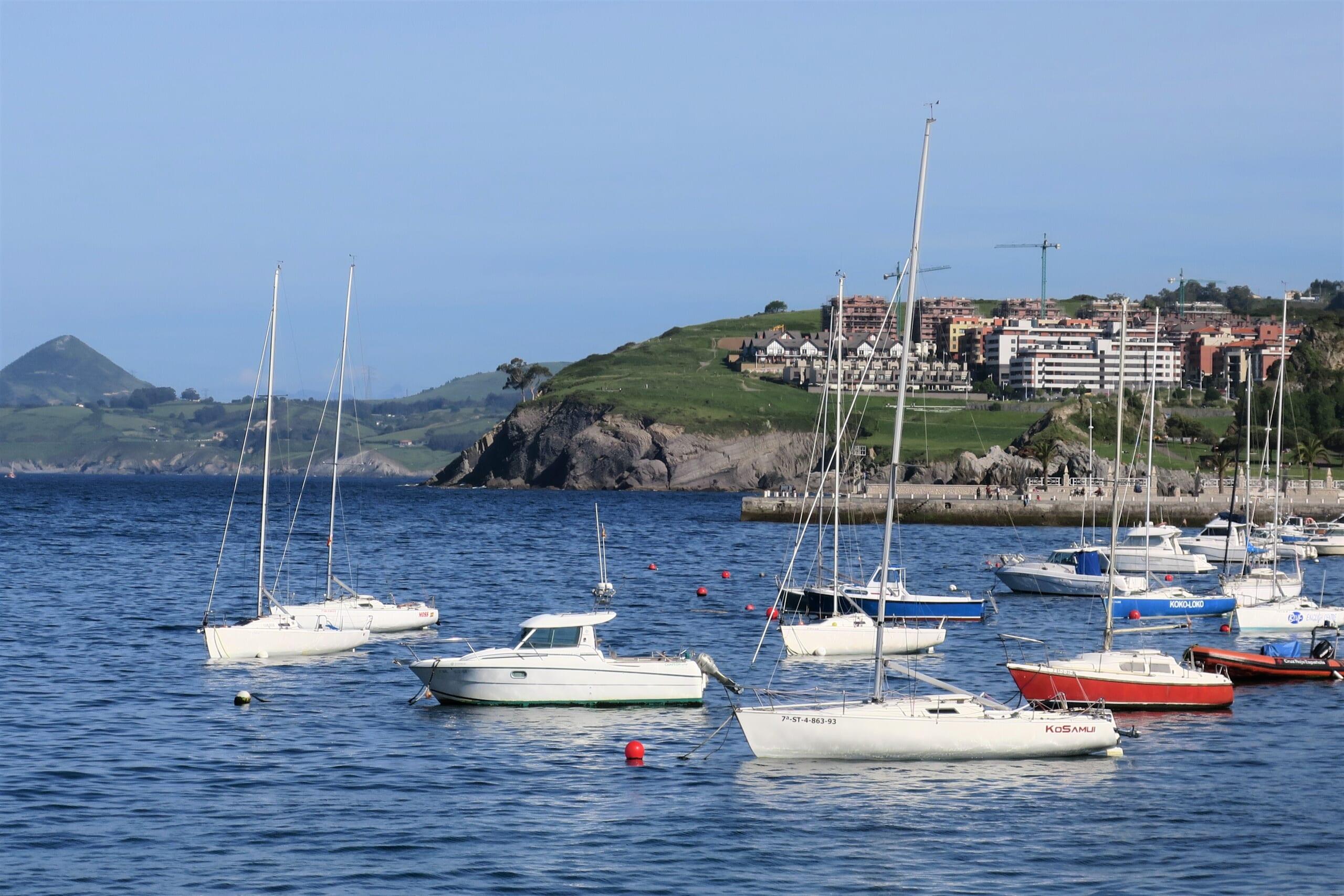 北スペインの観光地であるグリーンスペイン