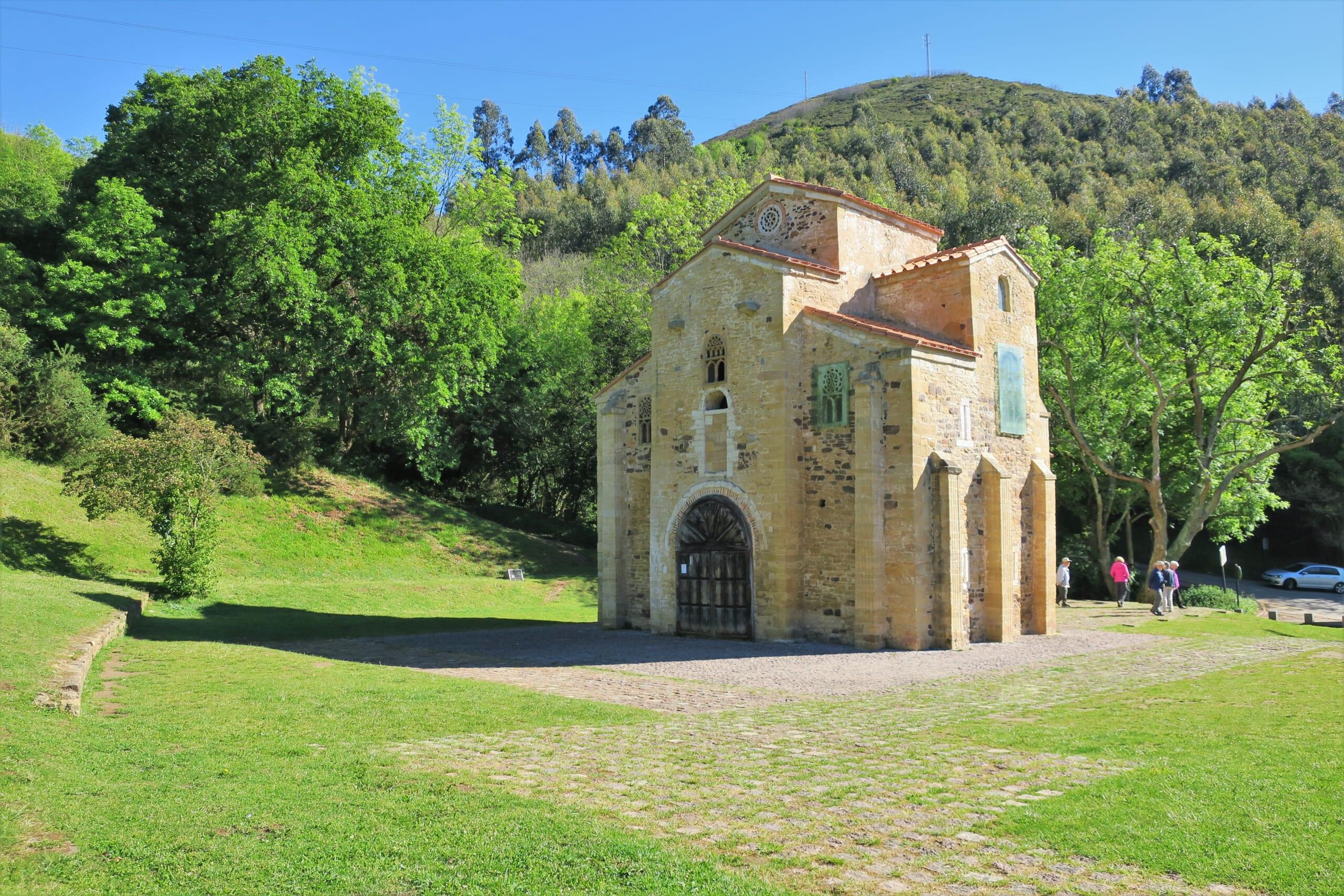 北スペインの観光地であるアストゥリアス