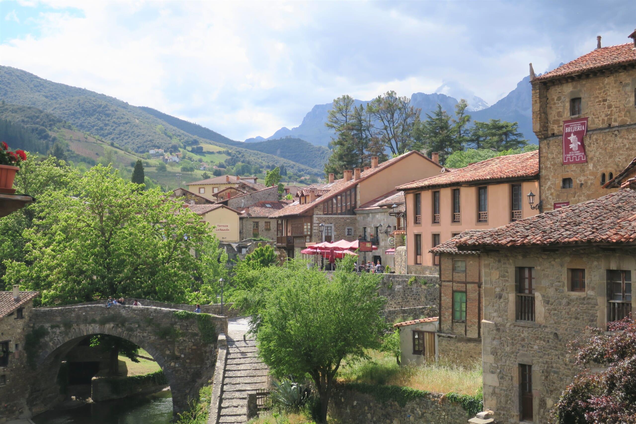 北スペインの自然を代表するピコス・デ・エウロパ国立公園