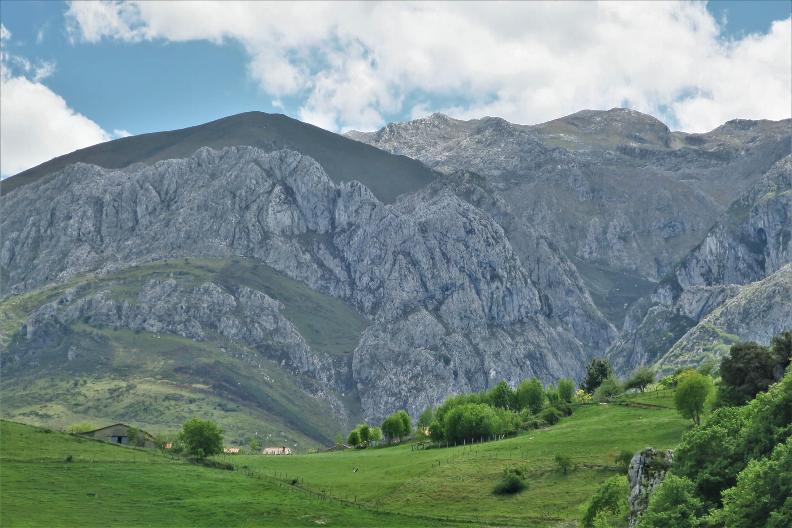 スペインの地形