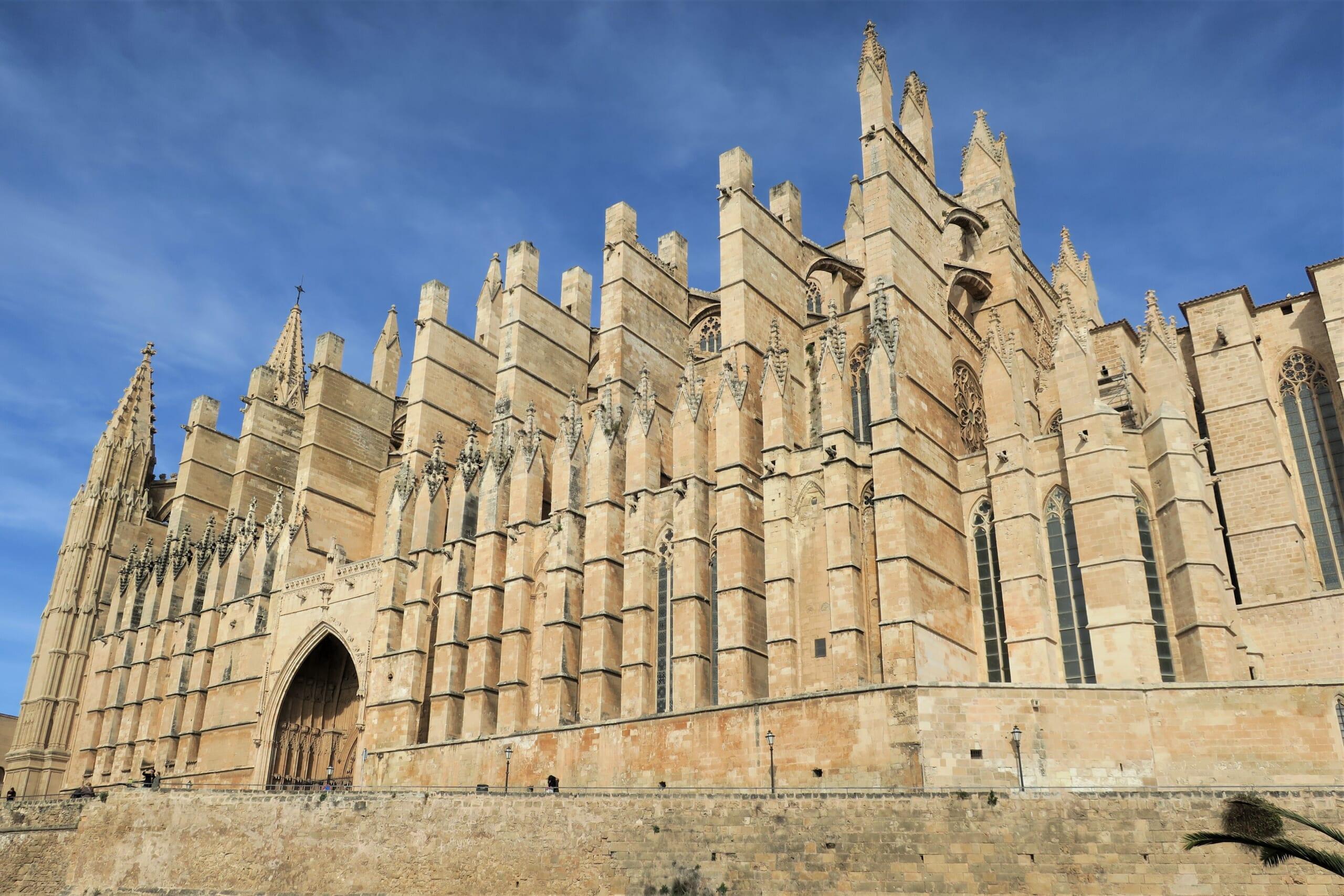 北スペインの大聖堂