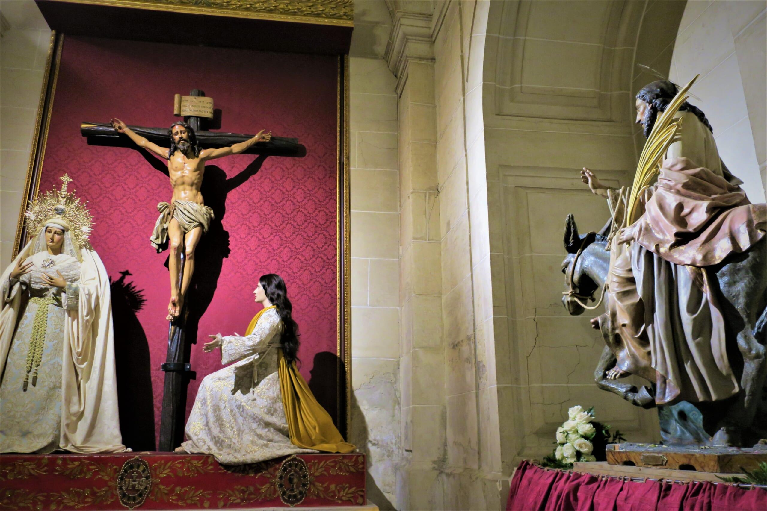 スペインのバロック様式の彫刻