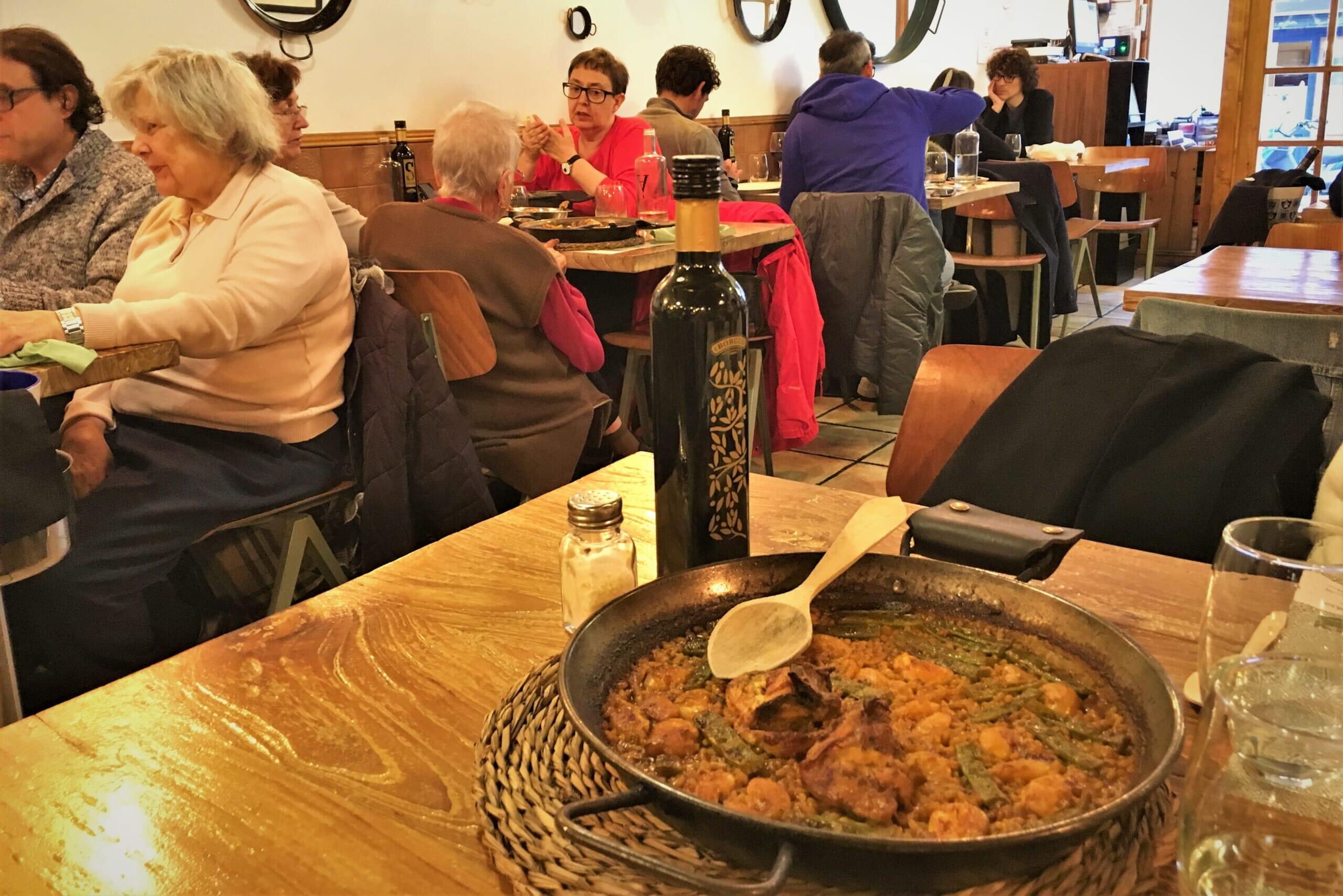 北スペインのカタルーニャの食