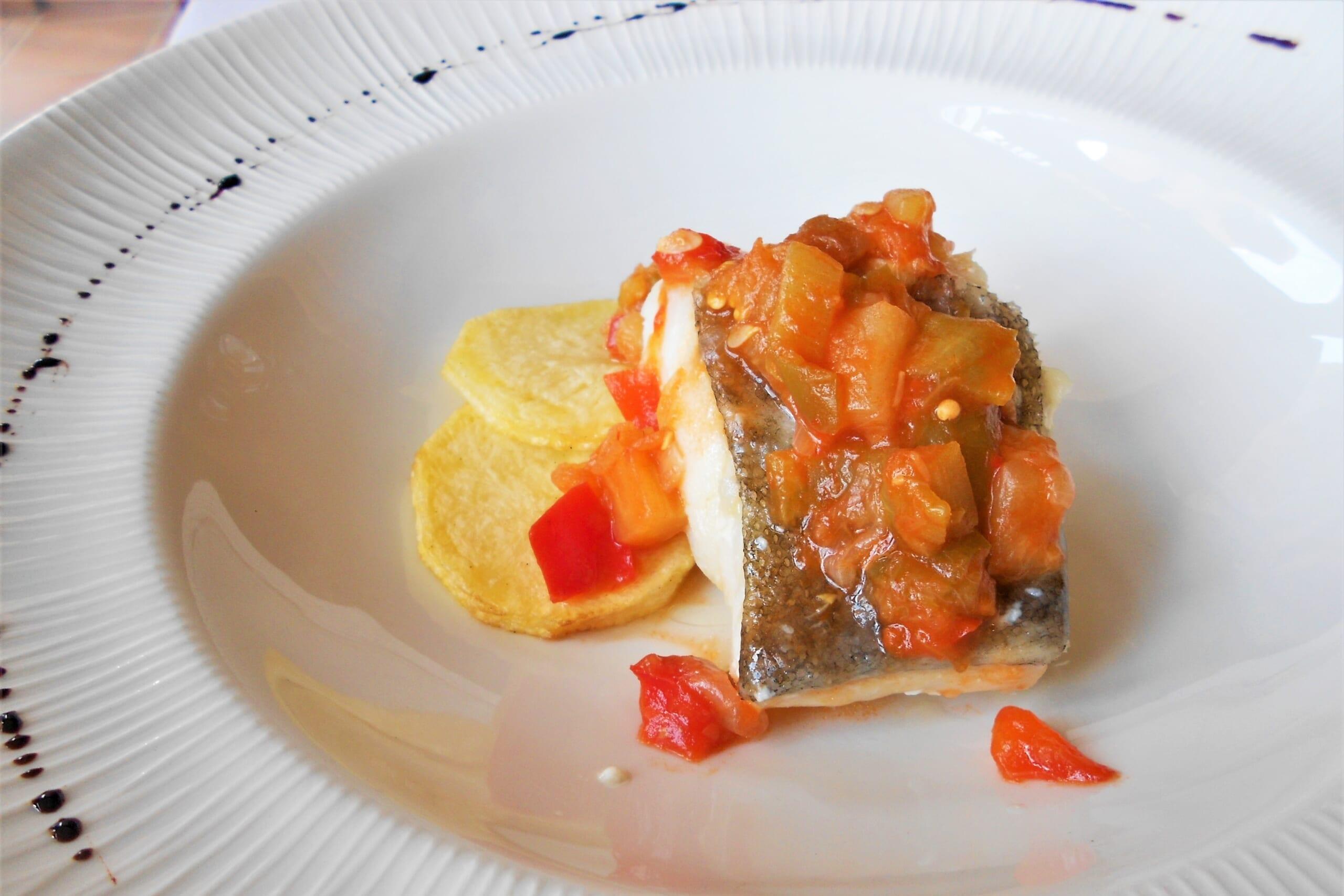 スペインを代表する白身魚であるタラ